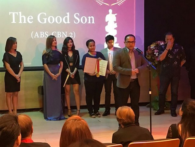 ABS-CBN wins best TV station at the 16th Gawad Tanglaw Awards