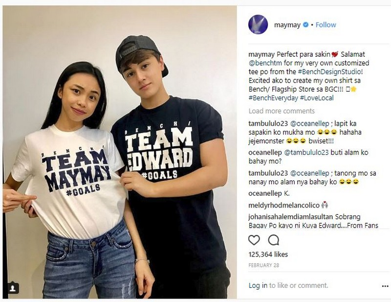 MayWard moves forward as one of the country's most in-demand pairs