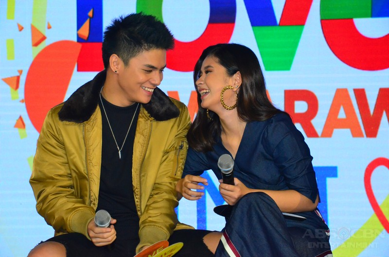 Just Love Araw Araw Fan Meet PHOTOS: Fun and games with LoiNie
