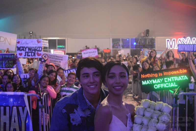 Just Love Araw Araw Fan Meet PHOTOS: Fun and games with MayWard