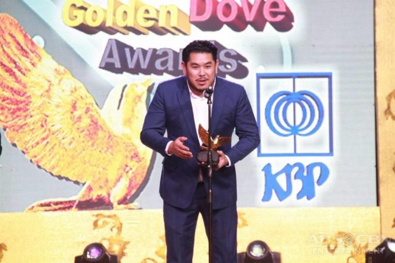 ABS-CBN wins Best TV Station, dominates Golden Dove Awards