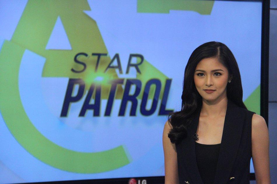 Behind-The-Scenes: Kim Chiu as Star Patroller