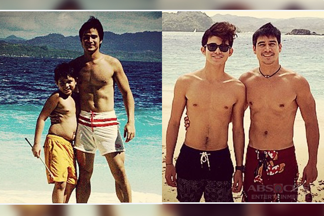 FATHER'S DAY 2018: How Piolo is a cool, loving, supportive dad to Iňigo