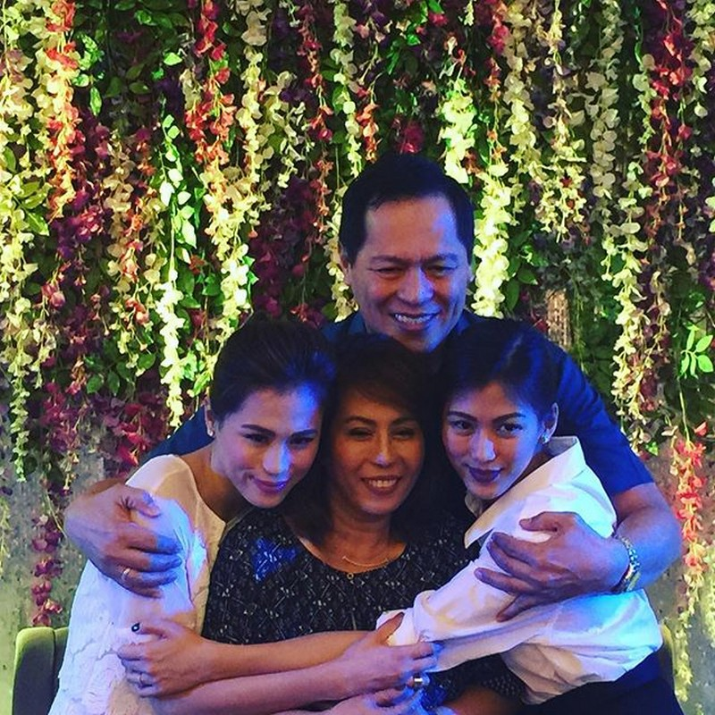 """FATHER'S DAY 2018: 5 Kapamilya celebs who remained true """"Daddy's Girls""""!"""