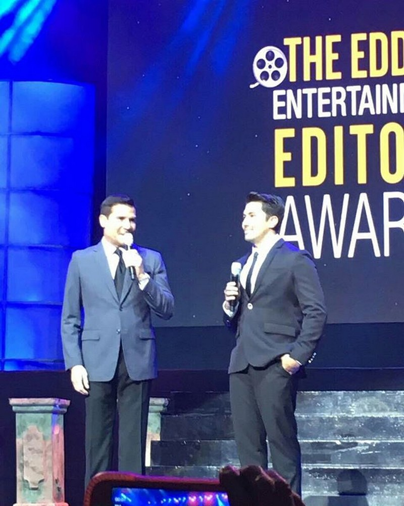 "FATHER'S DAY 2018: Edu is always the ""proud father"" to his ""fantastic son"", Luis"