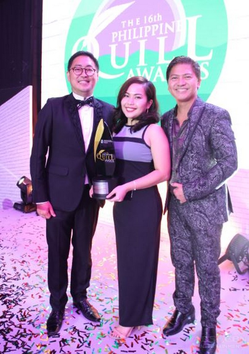 ABS-CBN bags 5 Philippine Quill Awards