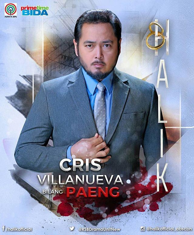 Halik: Sila ang mga karakter na kukumpleto sa pinakamapusok na teleserye ng 2018