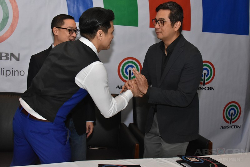 PHOTOS: Robin Padilla, Kapamilya pa rin