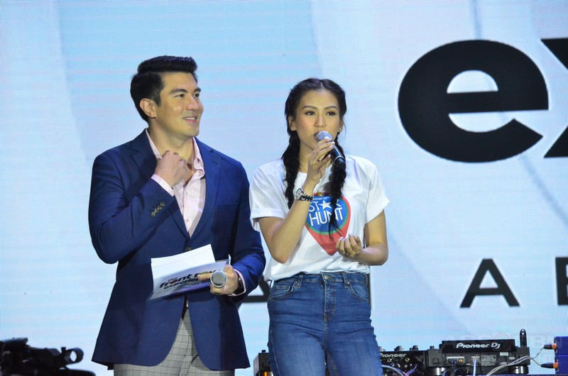 IN PHOTOS: ABS-CBN reveals new shows for 2018 in The Frontrow Experience Trade Event