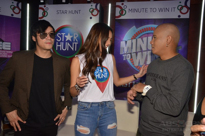 BACKSTAGE MOMENTS: The biggest and brightest stars come together for The Frontrow Experience: An ABS-CBN Trade Event