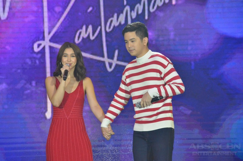 The Front Row Experience: An ABS-CBN Trade Event : Presenting the cast of Ngayon At Kailanman