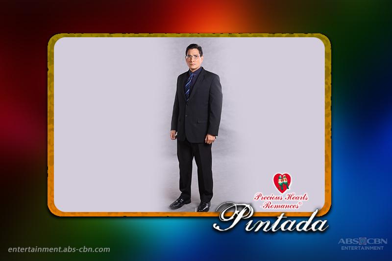 Ricardo Cepeda as Albert in PHR Presents Pintada (2012)