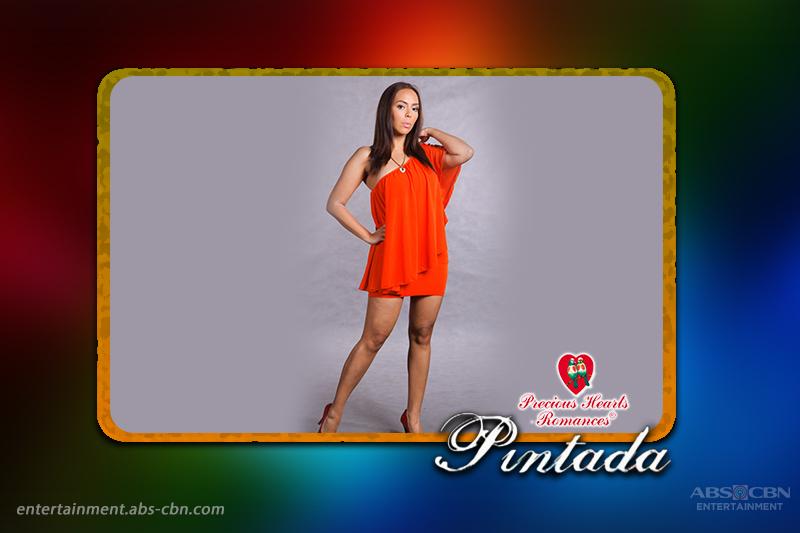 Alma Concepcion as Carolina in PHR Presents Pintada (2012)