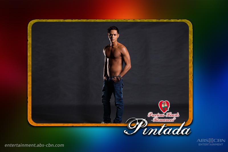 Lemuel Pelayo as Noel in PHR Presents Pintada (2012)