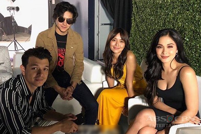 Echo, KathNiel, and Maja captivate Thailand