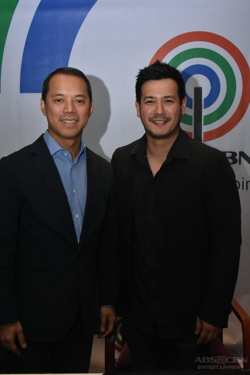 PHOTOS: John Prats renews contract with ABS-CBN