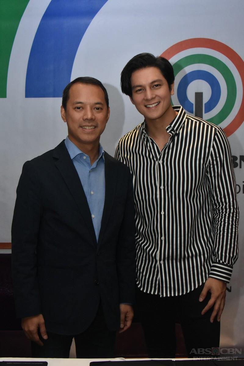 PHOTOS: Joseph Marco, Kapamilya pa rin