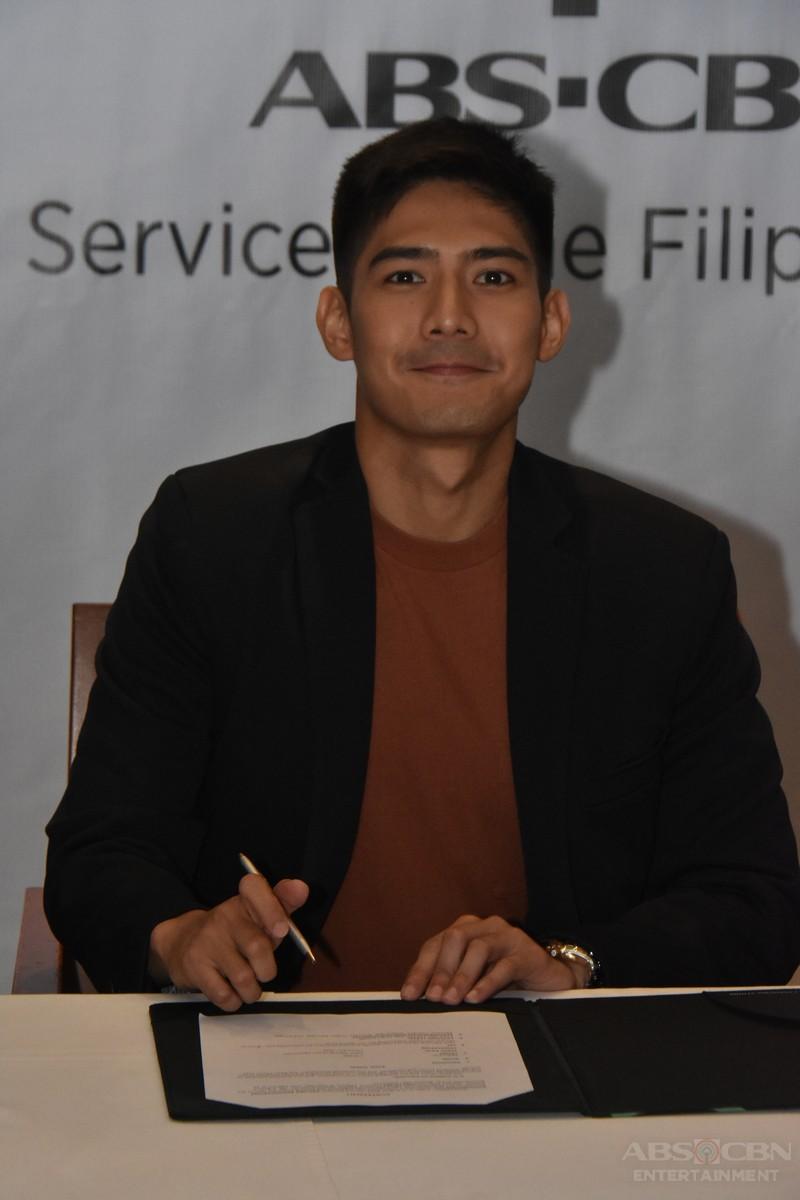 PHOTOS: Robi Domingo remains a Kapamilya