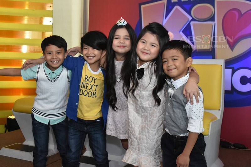 PHOTOS: Kapamilya child stars lead panel of judges in The Kids' Choice