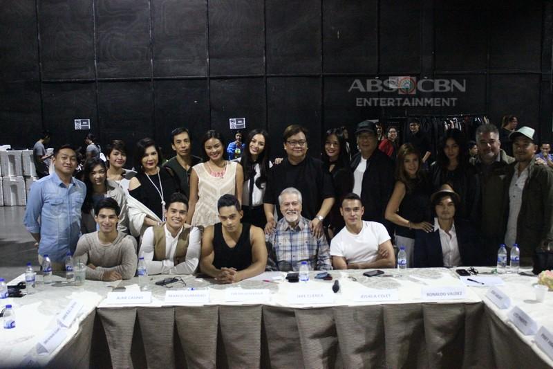 Presenting the cast of PHR Presents Los Bastardos