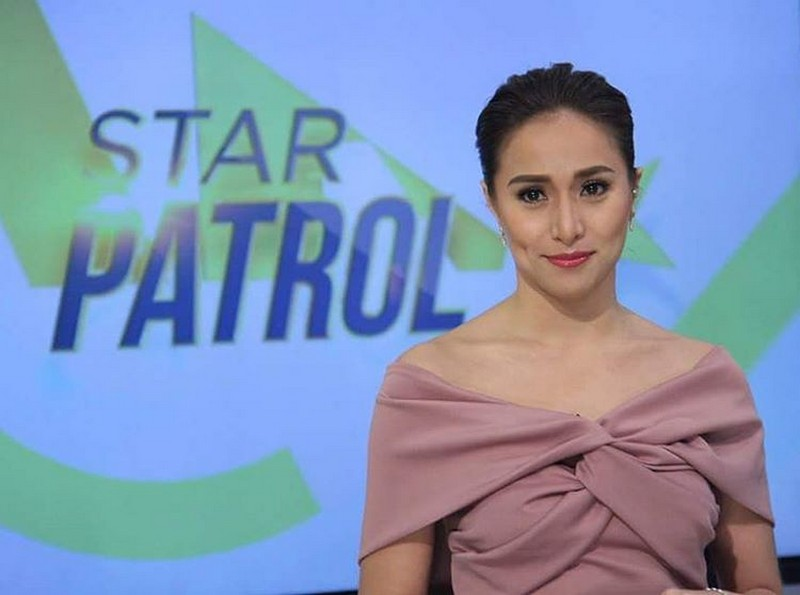 Behind-The-Scenes: Cristine Reyes on Star Patrol