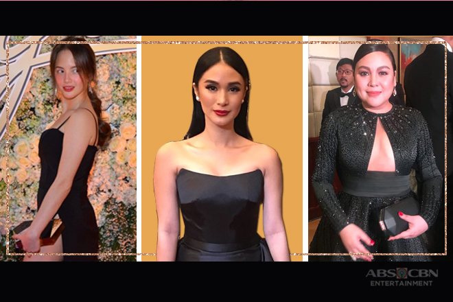 Stars from all over who shone the brightest at the Star Magic Ball