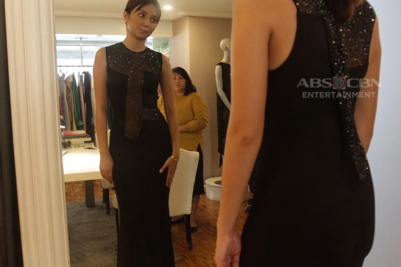 ABS-CBN Ball 2018: The Making of Kathryn Bernardo's Gucci-esque Look!