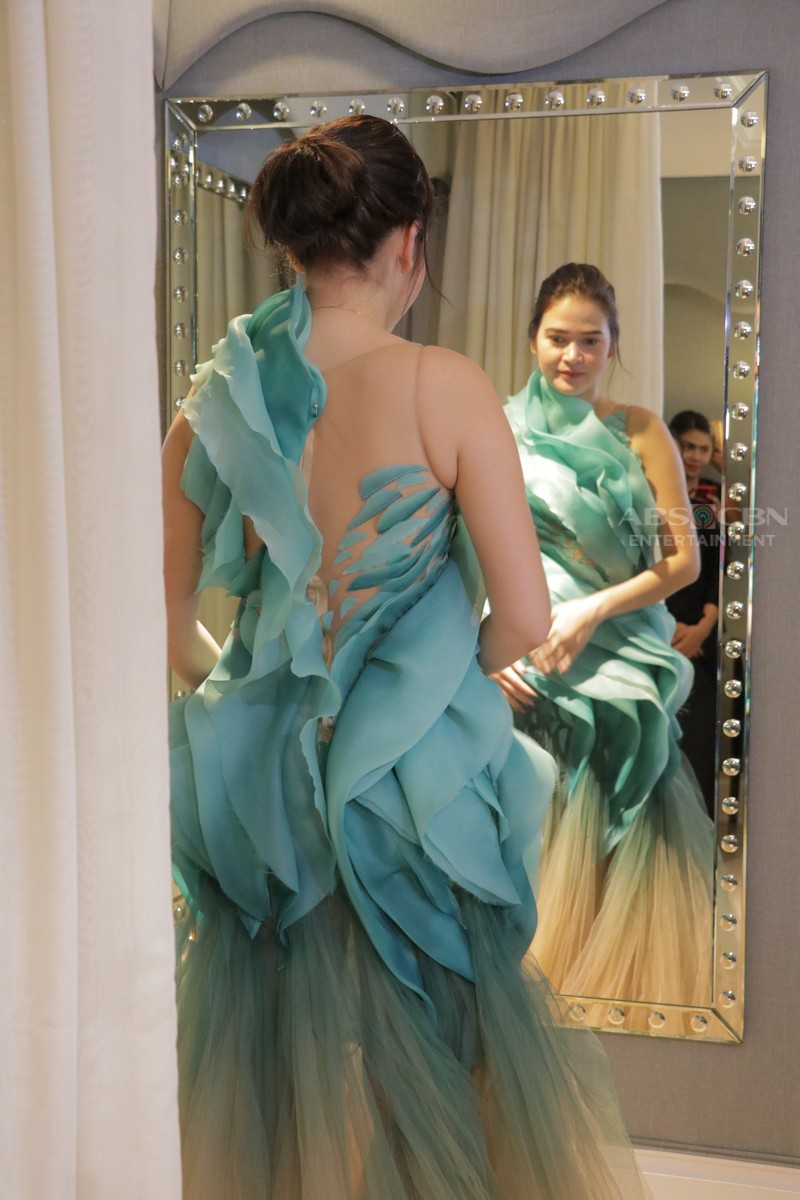 """Bela on what she'll wear at the ABS-CBN Ball 2018: """"We wanted something that's really just more my style"""""""