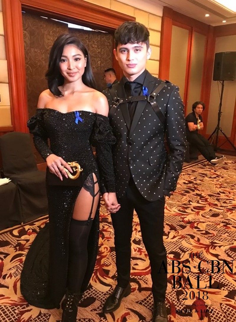 Endearing love teams that captivated us all at the ABS-CBN Ball 2018