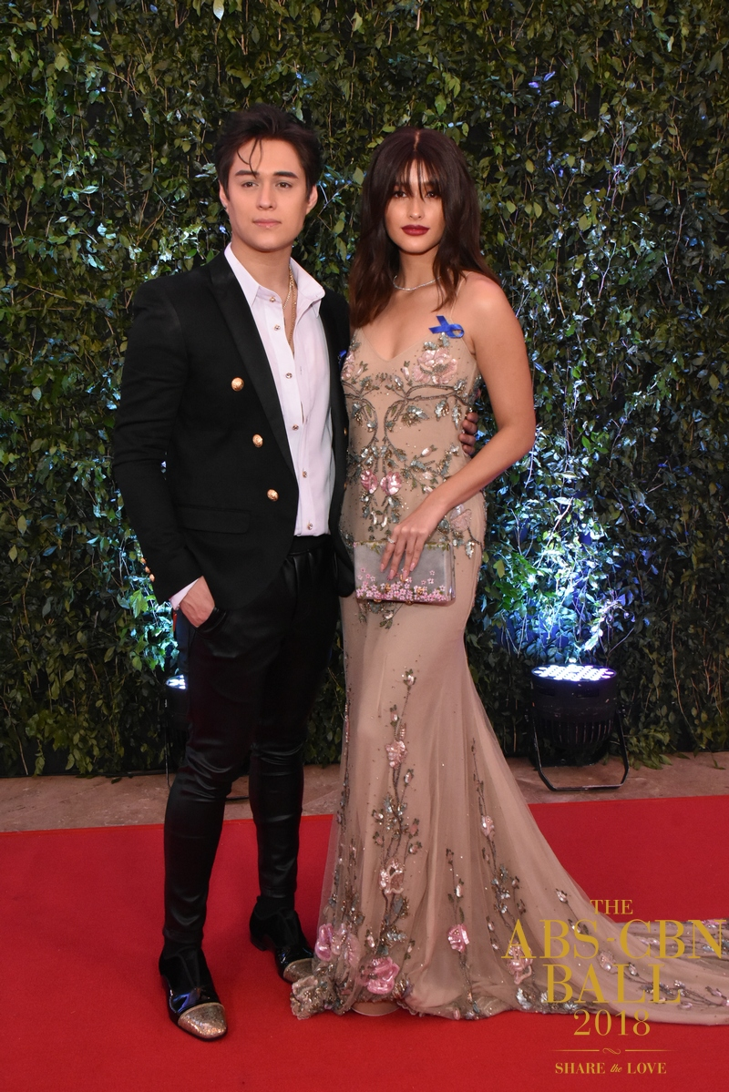 KathNiel, LizQuen, and JaDine leave us awestruck and smitten at the ABS-CBN Ball 2018
