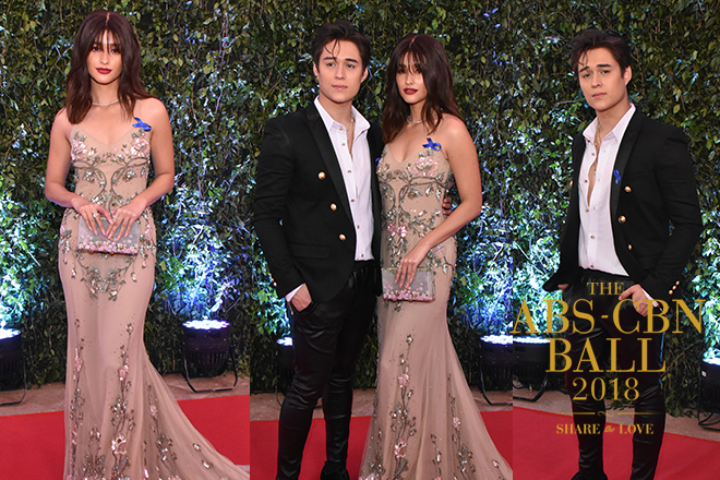FIRST LOOK: Celebrities before walking the ABS-CBN Ball 2018 Red Carpet