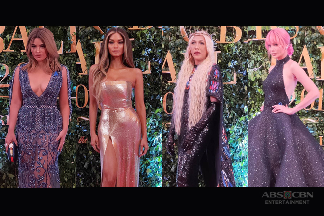 Dazzling celebs who stole the show at the ABS-CBN Ball 2018
