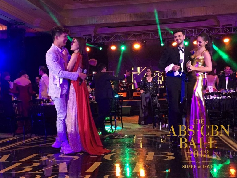 Over 300 Kapamilya stars share the love at ABS-CBN Ball 2018