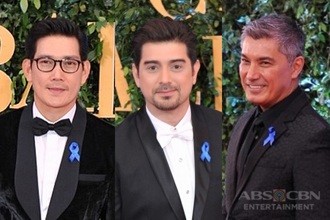 Kapamilya men who hyped up the ABS-CBN Ball 2018