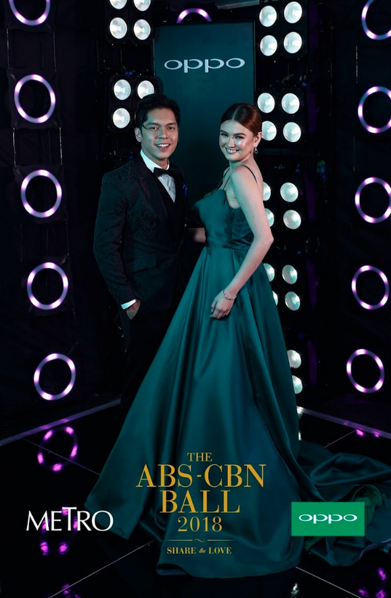 Fab Photo Fun: JoshLia, CarGel, and More Flaunt Their Red-Carpet Looks!