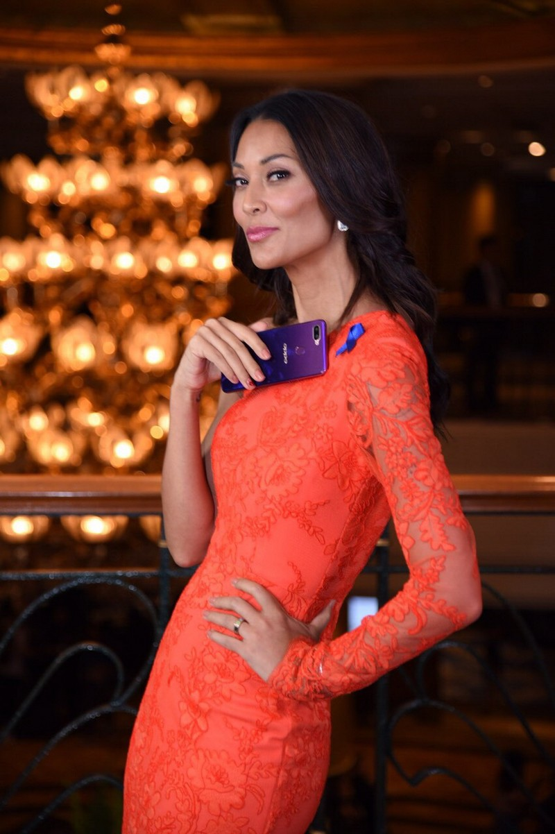 All The Stunning Moments of Joey Mead King At The ABS-CBN Ball