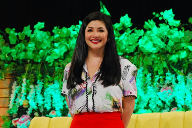 PHOTOS: Regine Velasquez-Alcasid's first ever press conference as a Kapamilya