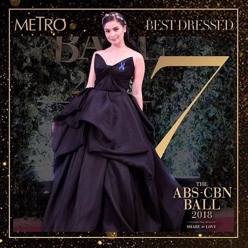 ABS-CBN Ball 2018's Top 10 Best Dressed according to Metro
