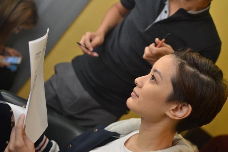 Behind-The-Scenes: Maricar Reyes-Poon as first time Star Patroller