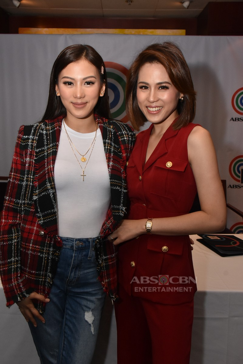 PHOTOS: Toni and Alex Gonzaga renew contract with ABS-CBN