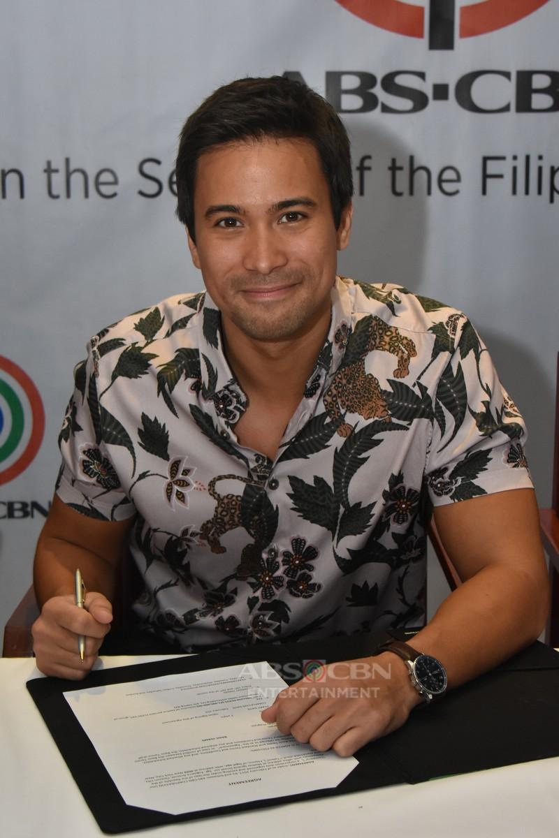 PHOTOS: Sam Milby, mananatiling Kapamilya