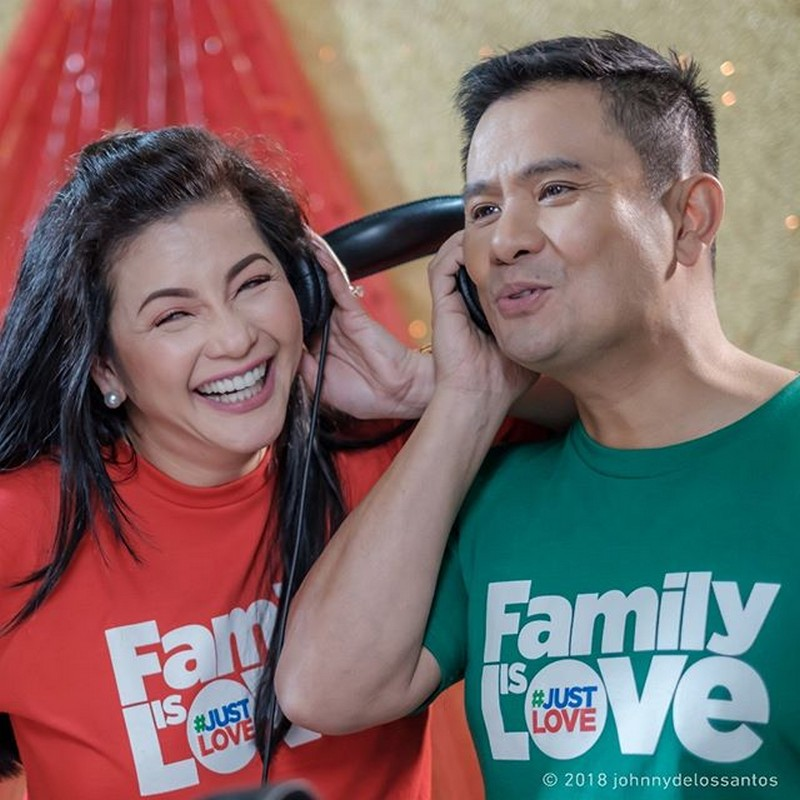 LOOK: Family Is Love Recording BTS