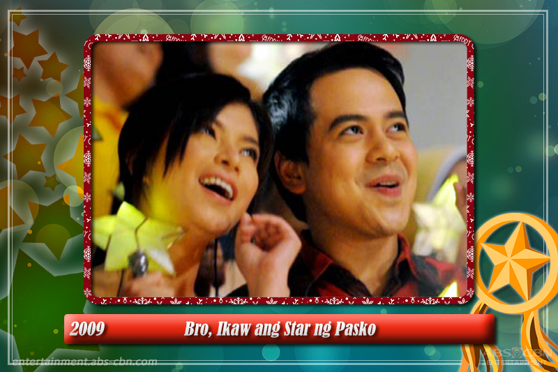 Angel Locsin's standout appearances on ABS-CBN Christmas station IDs