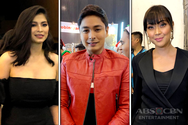 IN PHOTOS: Family Is Love: The ABS-CBN Christmas Trade Event