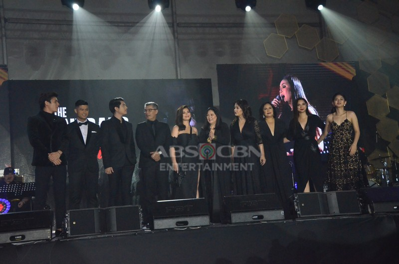 PHOTOS: The General's Daughter stars at the Family Is Love: The ABS-CBN Christmas Trade Event