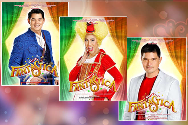 LOOK: Fantastica Cast Posters