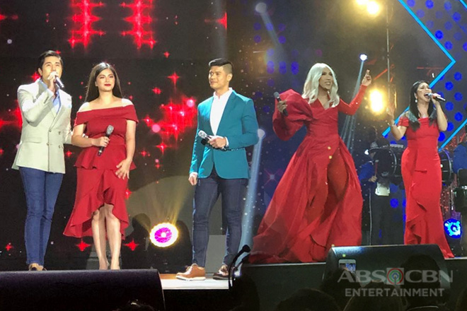 PHOTOS: Pasilip sa mga dapat abangan sa Family Is Love: The 2018 ABS-CBN Christmas Concert
