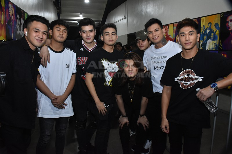 Backstage Photos: Family Is Love: The 2018 ABS-CBN Christmas Concert