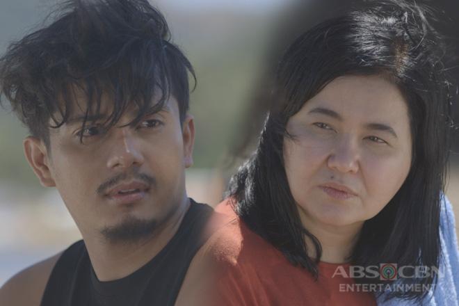 PHOTOS: Ejay Falcon at Lorna Tolentino, tampok sa isang kakaibang love story sa MMK