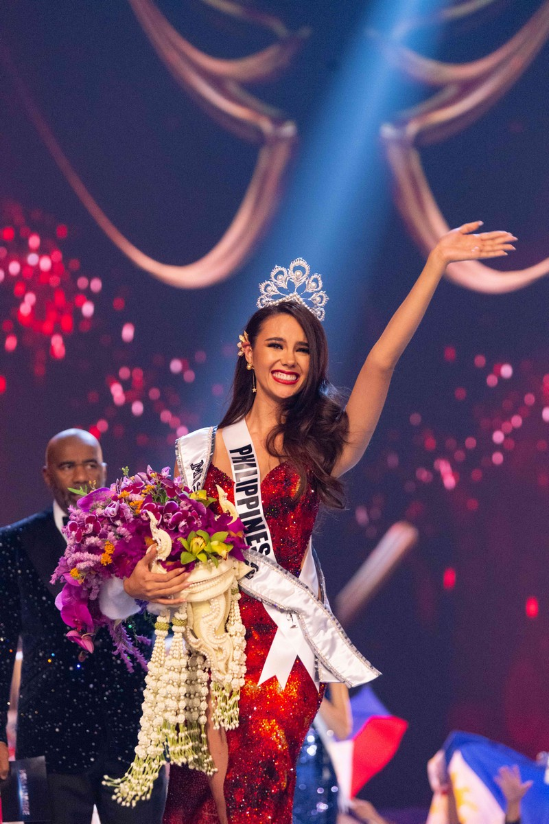 IN PHOTOS: Miss Universe 2018 Catriona Gray crowning moment